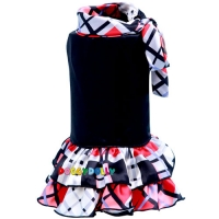 Doggydolly Hundekleid Miss Karo