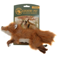 Country Pet Hundespielzeug Fuchs, medium
