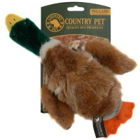 Country Pet Hundespielzeug Wildente, medium
