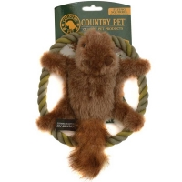 Country Pet Hundespielzeug Flugh�rnchen, medium